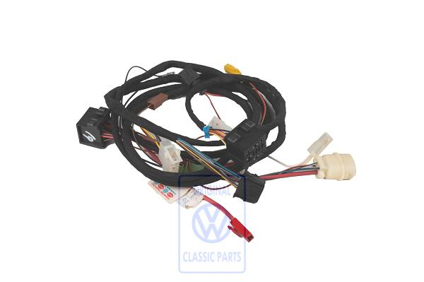 volkswagen vw touareg central wiring harness single parts a | wiring  diagram 177 steam  farmacia gava
